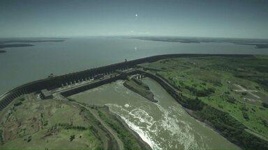 No Meu Paraná deste sábado, as incríveis ilhas da Fronteira - Entre elas, uma ilha restrita, perto da barragem da Itaipu. Não perca.