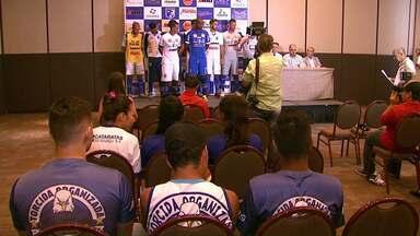 O Foz Futebol apresentou hoje o novo uniforme da equipe - E também apresentou os parceiros para essa nova temporada.