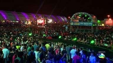 Fest Verão Sergipe é realizado até o próximo domingo em Aracaju - Fest Verão Sergipe é realizado até o próximo domingo em Aracaju.
