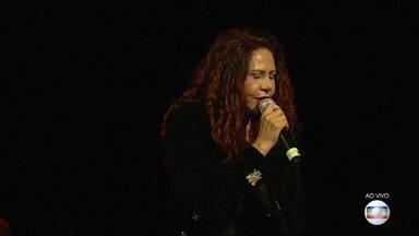 Cristina Amaral faz show em homenagem à Núbia Lafayette - Faz dez anos que diva morreu; cantora completaria 80 anos em 2017.