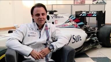 """""""Foi uma decisão difícil"""", diz Felipe Massa sobre retorno à Fórmula 1 - Após breve aposentadoria, piloto brasileiro volta a competir representando a Williams."""