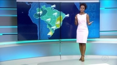 Rio de Janeiro terá sábado (29) de muito calor - As temperaturas podem chegar aos 38ºC.