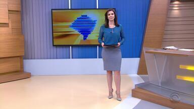 Confira a íntegra do Bom Dia Rio Grande desta quarta-feira (1) - Assista ao jornal.