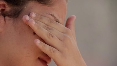 MEC diz que aluna não tirou nota mil em prova de redação e veta entrada em Medicina - A estudante Gabriela é moradora do Pôr do Sol e comemorou a nota mil que tirou na redação do Enem. Ela entraria para Medicina na UnB. Agora, o MEC diz que a nota foi bem menor e Gabriela vive um drama.