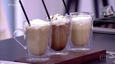 Confira como fazer um Café Gelado delicioso! - Bebida preferida dos brasileiros pode ser o ingrediente principal de um drinque saboroso