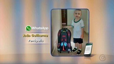 TV TEM mostra fotos e vídeos da volta às aulas em Rio Preto e região - Confira as fotos e vídeos da volta às aulas em Rio Preto e região.