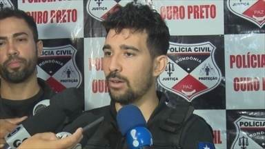 Nove pessoas são presas por torturar moradores em assentamento de RO - Operação Terra Roxa cumpriu mandados em quatro cidade de Rondônia.Ação foi continuidade da Operação Terra Legal, feita em dezembro de 2016.