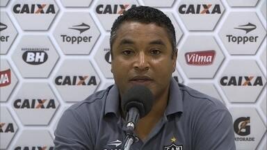 Roger comenta vitória do Galo e como fica o time sem Pratto - Roger Machado comenta vitória do Galo e saída de Pratto