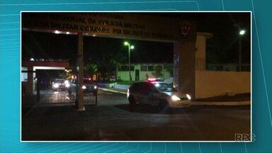 Dois homens são presos em operação em Paranavaí - Foram cumpridos seis mandados de busca e apreensão. Os dois presos são suspeitos de assaltos a residências.