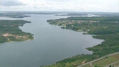 Projetos que amenizariam a crise hídrica no DF ainda não saíram do papel - As chuvas têm ajudado a recuperar os níveis dos reservatórios. O GDF decretou situação de emergência por conta da baixa nos reservatórios há duas semanas.