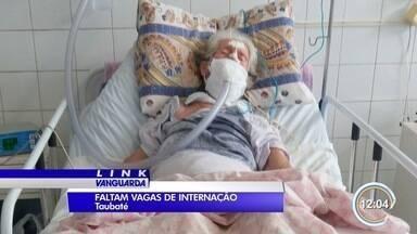 Em Taubaté, apenas 30% dos pacientes conseguem leitos hospitalares - Internação é um dos principais problemas da saúde na cidade.