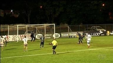 Com dois de Nonato, Goianésia vence o Itumbiara - Azulão bate o Gigante e fatura a primeira vitória no Goianão