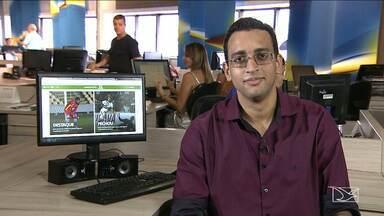 Confira os destaques do GloboEsporte.com - GloboEsporte.com mostra a repercussão após os jogos do Moto e Sampaio na Copa do Brasil