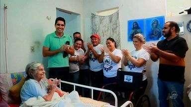 Vida Real visita o Bairro Conjunto Esperança, em Fortaleza - Quadro vai ar no CETV às segundas, quartas e sextas.