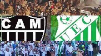 TV Globo mostra Atlético-MG x Uberlândia, pela terceira rodada do Campeonato Mineiro - TV Globo mostra Atlético-MG x Uberlândia, pela terceira rodada do Campeonato Mineiro