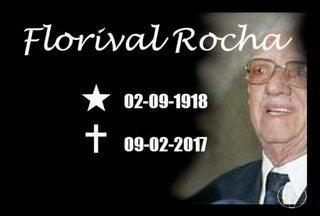 Pai da ministra Cármen Lúcia é enterrado na Região Oeste de Belo Horizonte - Florival Rocha, de 98 anos, morreu na madrugada desta quinta-feira em Espinosa.