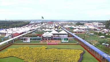 Show Rural de Cascavel quebra recordes de movimentação financeira - Número de visitantes também foi o maior de todos os anos da feira.