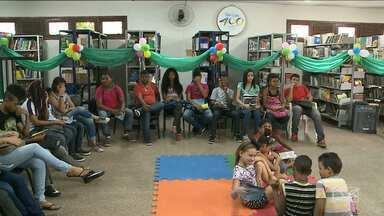 São Luís recebe o pré-Carnaval educativo e cultural na Biblioteca Municipal - São Luís recebe o pré-Carnaval educativo e cultural na Biblioteca Municipal