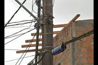 Dois homens morreram depois de receber descarga elétrica, em Belém - Acidente aconteceu no bairro da Pratinha.