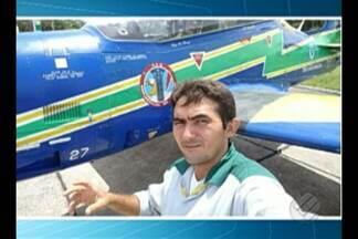 Piloto de ultraleve que caiu em Santarém foi enterrado nesta sexta, 10 - Segundo a polícia, a vítima não tinha autorização para pilotar.