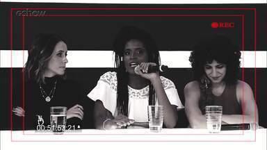 'Amor & Sexo' - Djamila conta como faz para estar mais perto das ONGs feministas - Veja trechos exclusivos do programa no Gshow