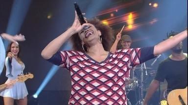 Luciana Mello canta 'Deixa isso pra lá' - Cantora canta antigo sucesso de Jair Rodrigues
