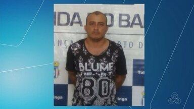 Colombiano suspeito de chefiar grupo de traficantes é preso no AM - Homem era dono de drogas apreendidas no dia em que delegado sumiu.