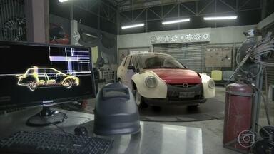 O carro dos seus sonhos - Mais personalizado do que nunca