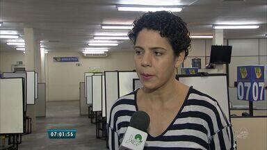 Tribunal Regional Eleitoral alerta para atualização biométrica - Saiba mais em g1.com.br/ce