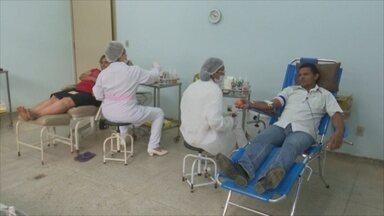 Fhemeron de Vilhena atende em horário diferenciado para atrair doadores - Atendimento será até Às 21h para aumentar o estoque de bolsas de sangue.