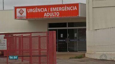 Família reclama da falta de atendimento a jovem vítima de acidente em Sinop - Família reclama da falta de atendimento a jovem vítima de acidente em Sinop.