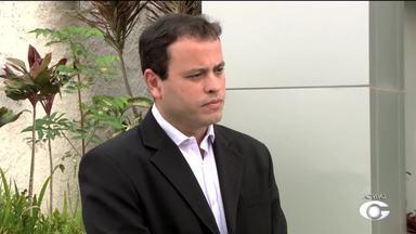 MP e eletrobras firmam parceria contra o furto de energia - Repórter Felipe Farias traz mais informações sobre o assunto.