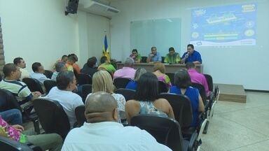 Escolas de samba do Amapá se únem para mega ensaio no carnaval - Mesmo sem os desfiles no sambódromo, quatro agremiações se reuniram para um evento que elas estão chamando de mega ensaio.