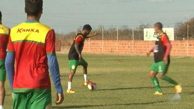 Juazeirense enfrenta o Atlântico pelo Campeonato Baiano - Confira as notícias do time do interior baiano.