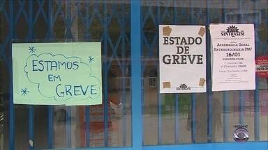 Os 30 dias da greve: impasses, conversas e uma população impactada - Os 30 dias da greve: impasses, conversas e uma população impactada