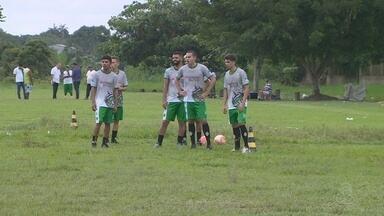 Time do Manaus define equipe para campeonato amazonense - Gavião do Norte quer mesclar experiência com a juventude da base do clube.