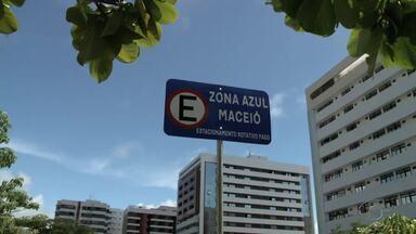 A pedido do MP, justiça suspende implantação da Zona Azul em Maceió - Novo sistema começaria proxima semana.