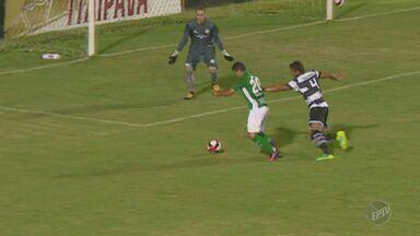 Guarani sofre com instabilidade na série A2 do Campeonato Paulista - Jogo contra XV de Piracicaba nesta terça (14), terminou em derrota e fechou o tempo para os jogadores do bugre.