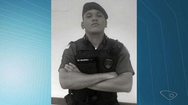 Delegacia Patrimonial investiga morte de PM na Serra, ES - Policial foi morto com 14 tiros em tentativa de assalto.