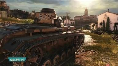 'For Honor' é dica de game do G1 para curtir no final de semana - Uma das sugestões é o For Honor, um game de combate e que o jogador pode controlar samurais e vikings. O jogo é de estratégia. O outro é Sniper 24, um game de Segunda Guerra Mundial. O quarto game da série se passa em um front italiano.