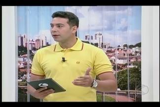 Sul-americano de Vôlei e Campeonato Mineiro são destaques no Globo Esporte Triângulo - Apresentador Rogério Simões fala sobre o resultado dos principais campeonatos da região e as próximas partidas.