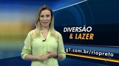 Juliana Barriviera traz os destaques da agenda cultural no noroeste paulista - Juliana Barriviera traz os destaques da agenda cultural no noroeste paulista.