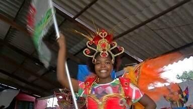 Veja curiosidades do carnaval de Corumbá, o mais tradicional de MS - Repórter Carla Salentim não dançou dessa vez, mas trouxe muitas curiosidades da tradicional festa de Corumbá.