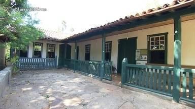 Fazenda do tempo dos bandeirantes é transformada em museu - Local é preservado com a ajuda dos moradores da Serra do Cipó.