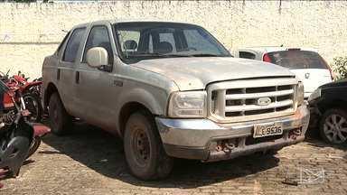 Polícia prende suspeitos de envolvimento em homicídio no sul do MA - Corretor de imóveis que ameaçava denunciar o esquema foi assassinado em 2010 no município de Alto Parnaíba.