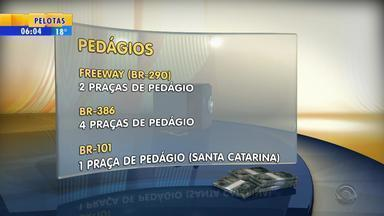 Líderes gaúchos fazem críticas a proposta de concessões das BRs - Reunião ocorreu em Brasília.