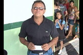Procura pela vacina da febre amarela aumentou em Itaituba, no sudoeste do Pará - População ficou preocupada depois da morte de um macaco com a doença