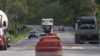 Polícia Rodoviária Federal reforça fiscalização na BR-040 durante carnaval - Segundo Concessionária, 425 mil veículos devem passar pela rodovia no feriado.