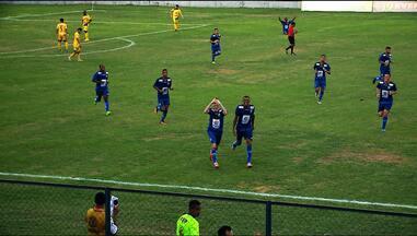 O gols de Altos 1 x 0 Picos pela quarta rodada do Campeonato Piauiense - O gols de Altos 1 x 0 Picos pela quarta rodada do Campeonato Piauiense