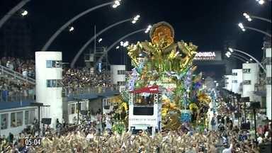 Disputa acirrada dá título inédito à Acadêmicos do Tatuapé em SP - A escola de samba é a campeã do grupo especial do Carnaval em São Paulo. O título foi decidido apenas nos critérios de desempate.